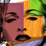 """Madonna"" by markashkenazi"