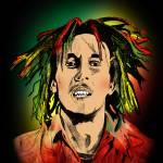 """Bob Marley"" by markashkenazi"