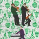 """CHRISTMAS MUSIC GUYS"" by ARTCREATIONSBYOLGA"