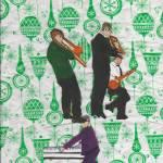 """XMAS MUSIC GUYS  2 001"" by ARTCREATIONSBYOLGA"