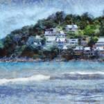 """Ocean Villas in Phuket"" by MikeNichol"