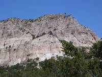 Tent Rocks National Monument, near Albuquerque, NM