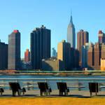 """""""NY Skyline-5"""" by Ninas4otos"""