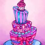 """Cake"" by sonadora"