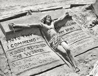 Sand Sculpture_Christ
