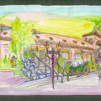 Mormon Battalion Historic Site, San Diego Art Prints & Posters by Sachin Mehta