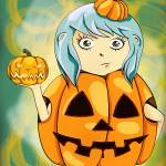 """Little Miss Pumkin"" by sonadora"