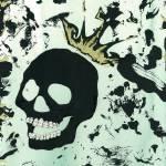 """Last Laughing Skull"" by pirateforpeaceprints"