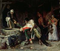 Spain 1812 - French Occupation, 1866 (oil on canva