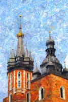 Cracovia church