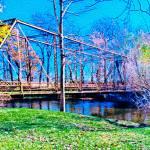 """""""Underutilized Bridge..."""" by ThomasJoseph"""