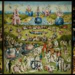 """Hieronymus Bosch - The Garden of Earthly Delights"" by lysergia"