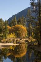 Merced River in Fall II