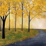"""Golden Fall"" by HerbDickinson"
