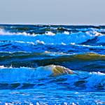 """choppy_surf_kdh1 copy"" by dennisgorman"