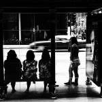 """Waiting For The Bus"" by ExposurePhotoWorks"