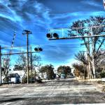 """Railroad Crossing"" by cgausti"