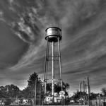 """Water tower"" by cgausti"