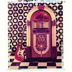 """Juke Box Polaroid transfer"" by photogarry"