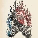 """Samurai"" by silentqdesign"