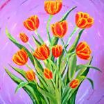 """Tulip Bouquet"" by teresamyatberg"