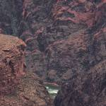 """Glimpse of the Colorado River Rapids IMG_1331"" by rayjacque"