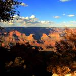"""South Rim Evening Light IMG_1232"" by rayjacque"