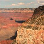 """Sun Shines on the Canyon Walls IMG_1217"" by rayjacque"
