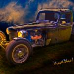 """Hot Rod 35 Dodge Brothers Pickup Truck"" by chassinklier"