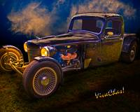 Hot Rod 35 Dodge Brothers Pickup Truck