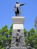 Brigham Young Statue 2