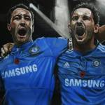 """Terry and Lampard"" by artfromtom"