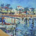 """Fornells Minorca"" by Juddersart"