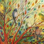 """Waiting in a Rainbow Tree"" by JENLO"
