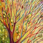 """Rainbow Tree in Autumn"" by JENLO"