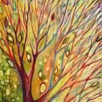 """Rainbow Tree in Autumn"" by JENLO"