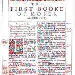 """King James Bible 1611- Genesis"" by MarkLawrence"