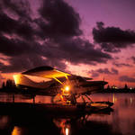 """Sea Plane at the Lake"" by joegemignani"