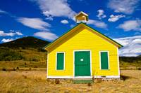 Yellow School House