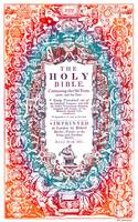 Modern Art Cover of  1611 King James Bible