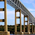 """Kingston Rhinebeck Bridge"" by ralphnelsen"