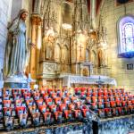 """Remembrance at Loretto Chapel"" by Gold41"