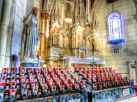 Remembrance at Loretto Chapel