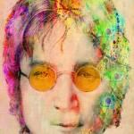 """John Lennon"" by markashkenazi"