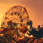 """Coney Island, ""The Wonder Wheel #1"""" by joegemignani"