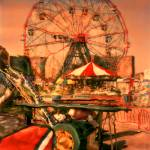 """Wonder Wheel#2 Coney Island, NY"" by joegemignani"