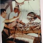 """""""Watkins Seafood Poquoson Va (1950 )"""" by jmwartscrafts"""