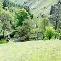 Wolfscote Dale from Gipsy Bank Art Prints & Posters by Rod Johnson