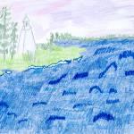 """""""Stormy Sea"""" by jmeraz"""