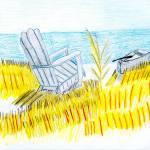 """""""The Beach Chair"""" by jmeraz"""